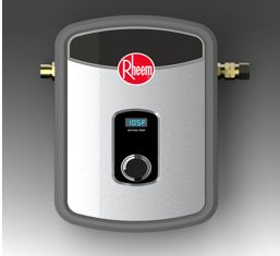 Rheem 18kW Electric Tankless Point-of-Use Water Heater