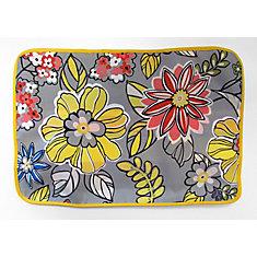 Floral Placemats - Set Of 4 Size: 20 x 13