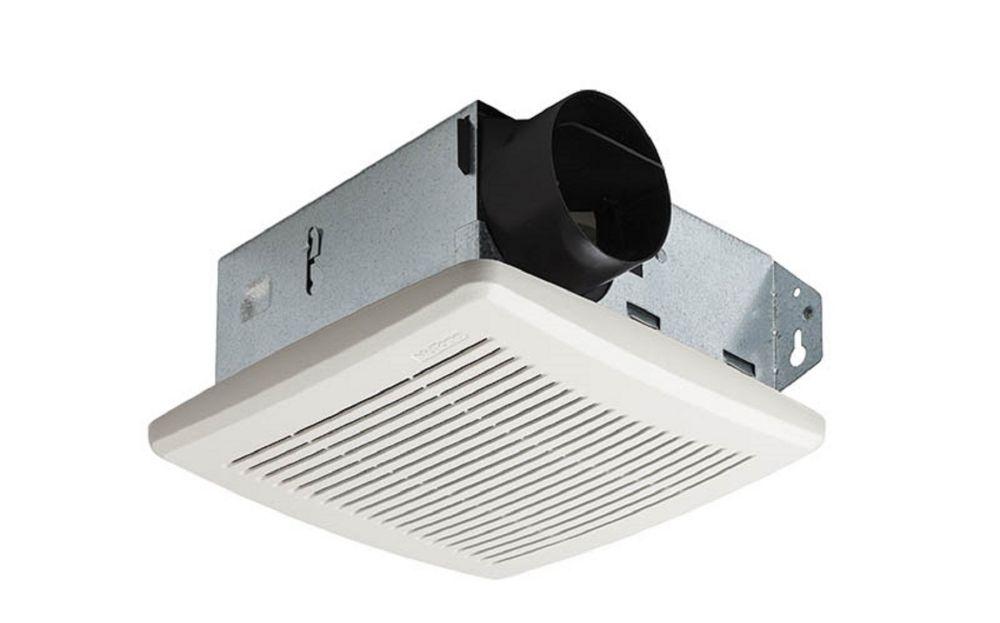 Nutone 50 Cfm Bathroom Ventilation Fan The Home Depot Canada