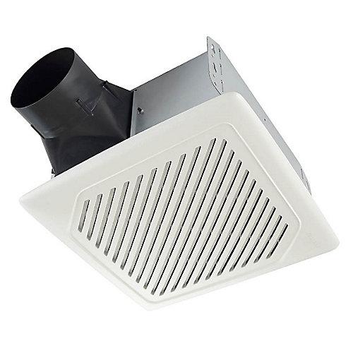 Ventilateur de salle de bain Série Invent Ventilateur 110 pi³/min avec détection d'humidité