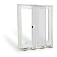 5 ft. French Door, 1 Lite door glass, Low E argon, LH, inswing  4 9/16 East