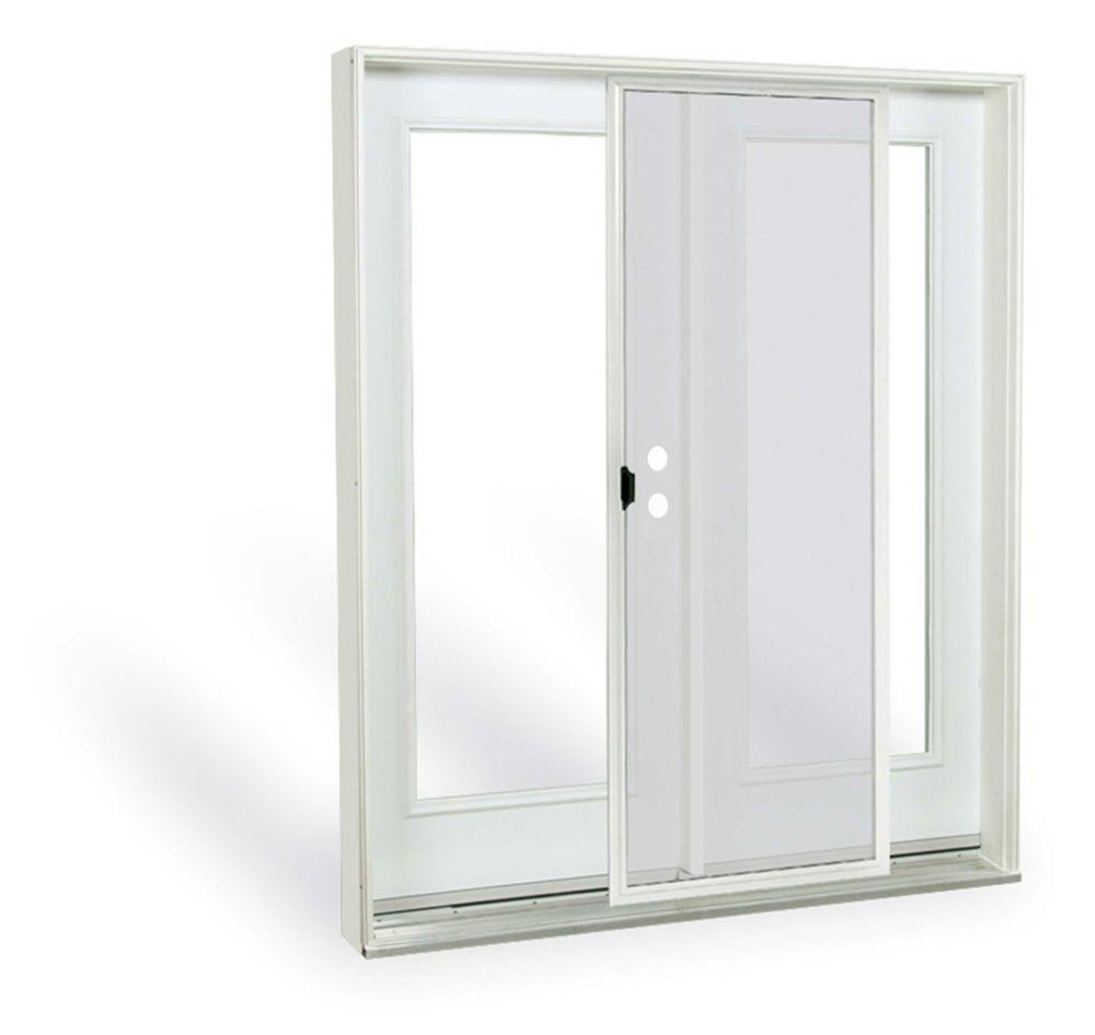 6 ft. French Door, 1 Lite door glass, Low E argon, LH, inswing  4 9/16 East - ENERGY STAR®