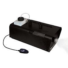 Générateur de brouillard avec télécommande, 1 000 W