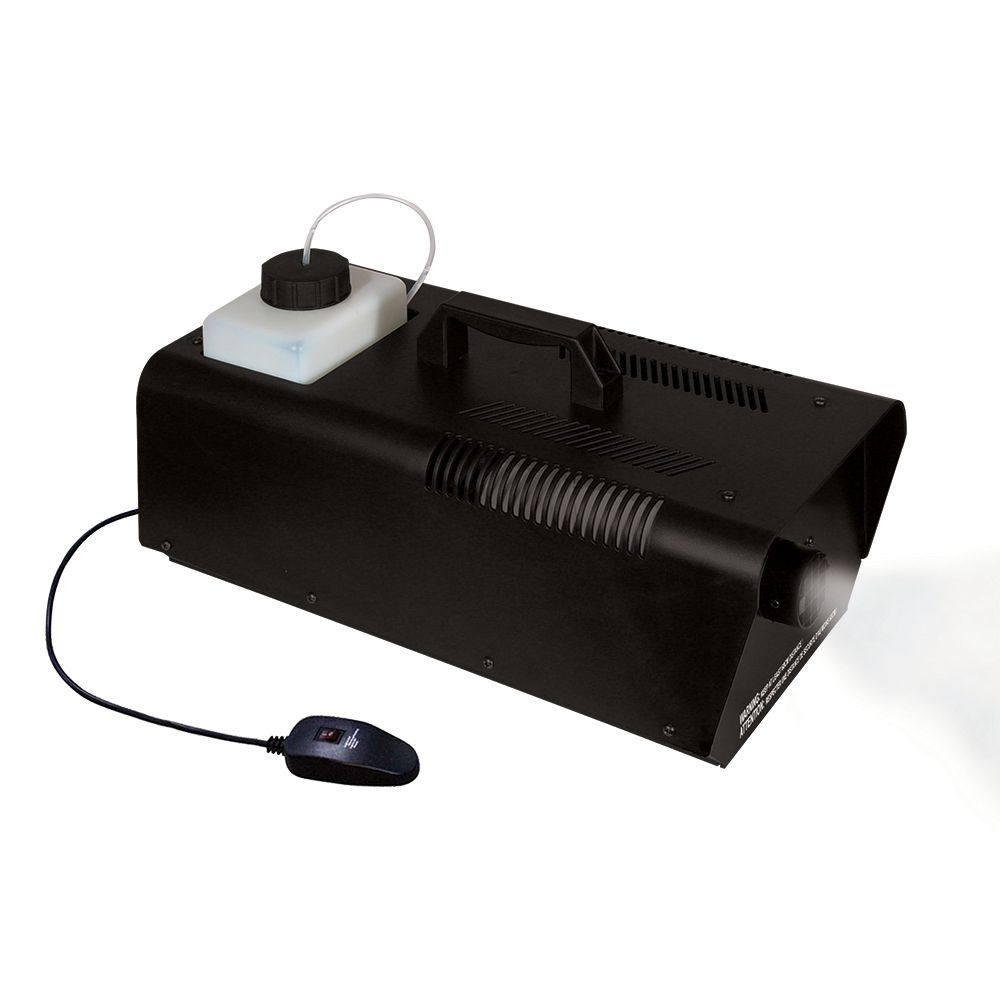 HAL 1000W Fog Machine with Wireless Remote