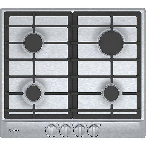 Série 500  Table de cuisson au gaz de 24 po