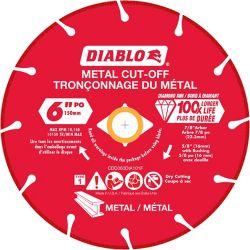 Diablo 6 inch Diamond Metal Cut-Off Wheel