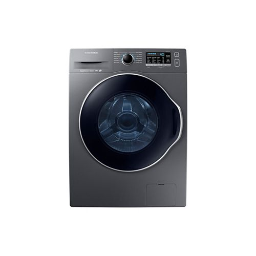 Samsung 2.6 cu. ft. Compact Front Load Washer in Platinum - ENERGY STAR®