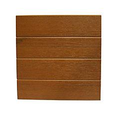 12 In. x 12 Ft. - Fascia Cladding - Cedar (requires hangers)