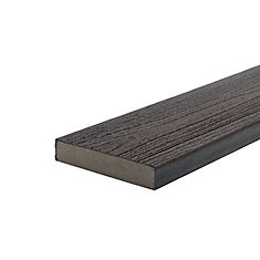 20 ft. - Transcend Composite Capped Grooved Decking - Tree House