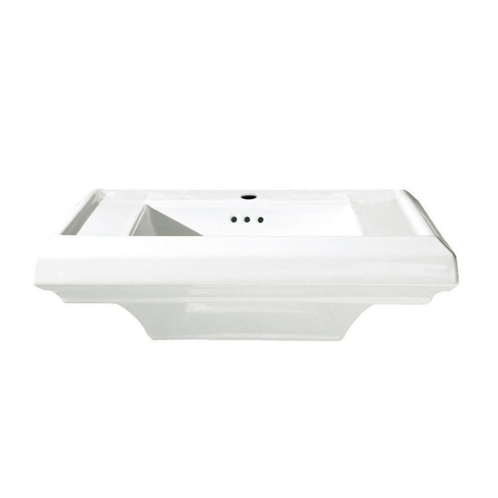 Console Amp Pedestal Sinks The Home Depot Canada