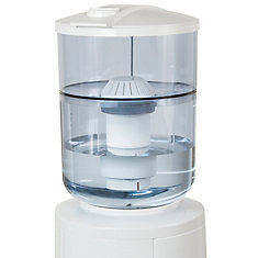 Chemical and Lead Water Filtration System For Top-load Water Dispensers