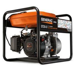 Generac 5.7HP 2 po. Pompe à essence semi-ordure