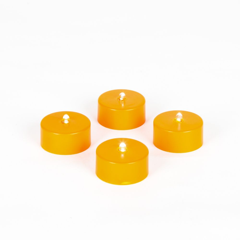 HAR LED Tealight (4-Pack)