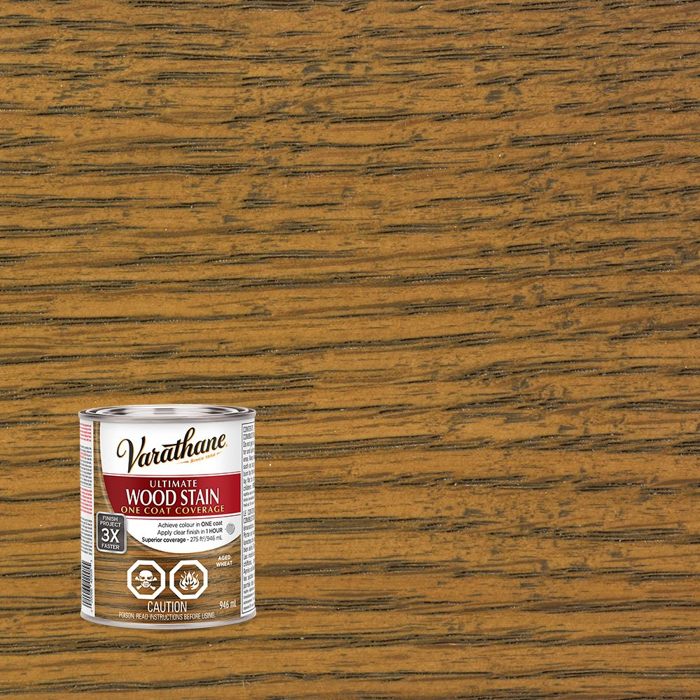 Varathane Ultimate Stain Aged Wheat 946ML