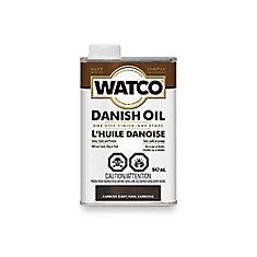 Danish Oil Carbon Grey 947ML