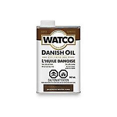 Danish Oil Briarsmoke 947ML