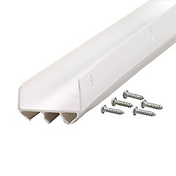 M-D Building Products 13/4pox36po Bas de porte en U - Blanc