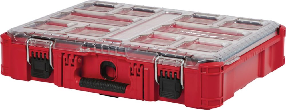 Milwaukee Milwaukee PACKOUT 11-Compartment Small Parts Organizer