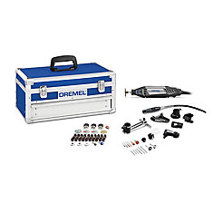 Variable Speed Rotary Tool Kit with EZ Change Platinum Edition