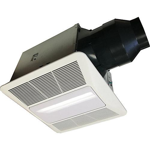 Série silencieuse 80 Cfm 0.4 Sones ventilateur de bain avec lumière