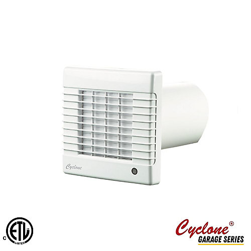 Breath Easy 180 CFM Garage Exhaust Fan