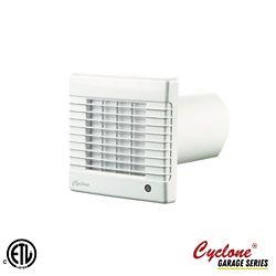 Cyclone système de ventilation pour garage 180 PCM