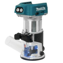 MAKITA Cordless Compact Router with Brushless Motor