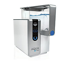 Aquatru Reverse Osmosis Counter Top Water Purifier Certified to Remove 78 Contaminants
