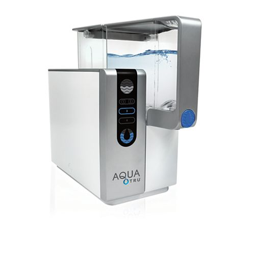 AquaTru 4-Stage Reverse Osmosis Counter-Top Water Purifier