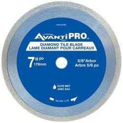 Avanti Pro 7 inch Continuous Rim Diamond Blade