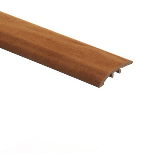 Zamma Golden Maple 5/16-inch Thick x 1 3/4-inch Wide x 72-inch Length Vinyl Reducer Molding