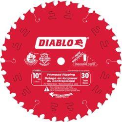 Diablo 10 x 30 Inch Plywood Cutting Blade