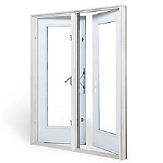 6 ft. Garden Door, 1 Lite door glass Low E argon, LH outswing 4 9/16 inch jamb west
