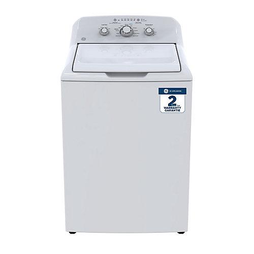 Blanc laveuse à chargement par le haut