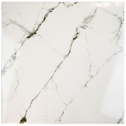 Merola Tile Classic Calacatta 18-inch x 18-inch Ceramic Floor and Wall Tile (11.25 sq. ft. / case)