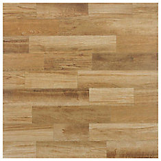 Alpino Caoba 17-3/4-inch x 17-3/4-inch Ceramic Floor and Wall Tile (18 sq. ft. / case)