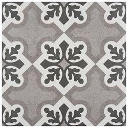 Merola Tile Vintage Ruzafa 9-3/4-inch x 9-3/4-inch Porcelain Floor and Wall Tile (11.11 sq. ft. / case)