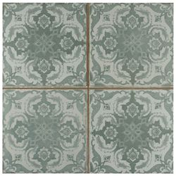 Merola Tile Kings Seagate 17-5/8-inch x 17-5/8-inch Ceramic Floor and Wall Tile (11.02 sq.ft. / case)