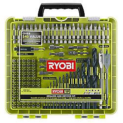 RYOBI Drilling and Driving Kit (106-Piece)