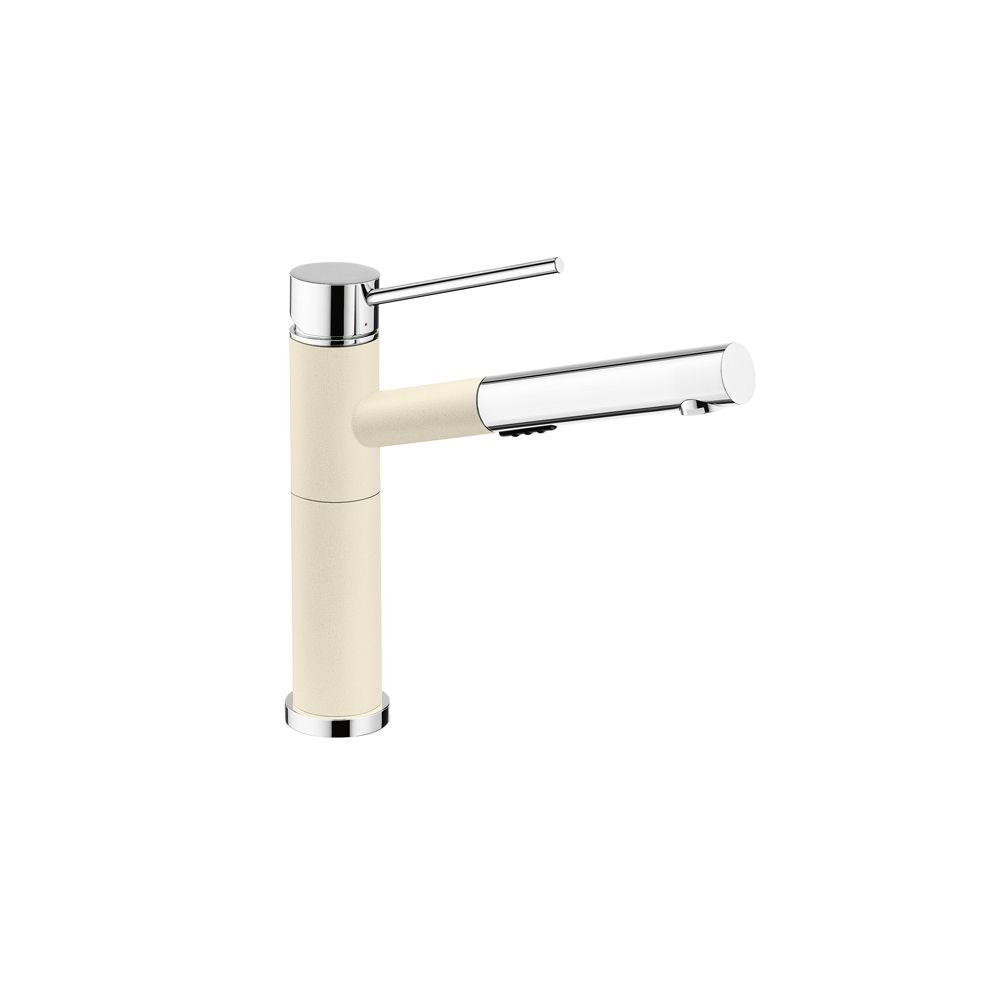 low profile kitchen faucet blanco culina mini pull out magnetic handspray dual spray faucet chrome the home depot canada 9041