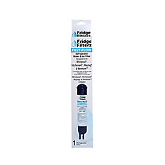 Fast Flow Whirlpool 4396841, PUR 2260515, KitchenAid & Maytag Replacement Water & Ice Filter