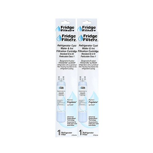 Fridge Filterz Frigidaire ULTRAWF Replacement Refrigerator Water & Ice Filter (2-Pack)