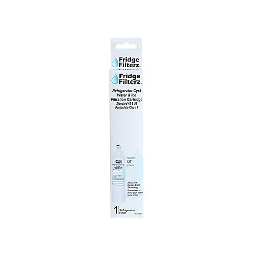LG LT800P, ADQ73613401 Replacement Refrigerator Water & Ice Filter