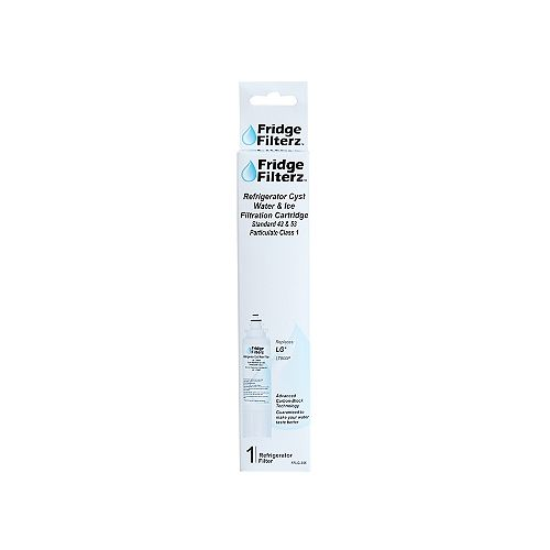 Fridge Filterz LG LT800P, ADQ73613401 Replacement Refrigerator Water & Ice Filter