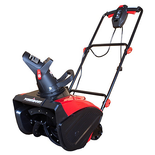 18 inch 15 Amp Corded Electric Snow Thrower