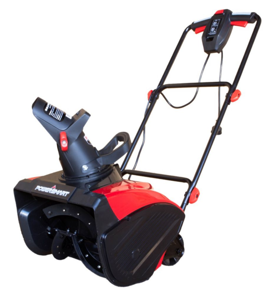 PowerSmart 18 inch 15 Amp Corded Electric Snow Blower
