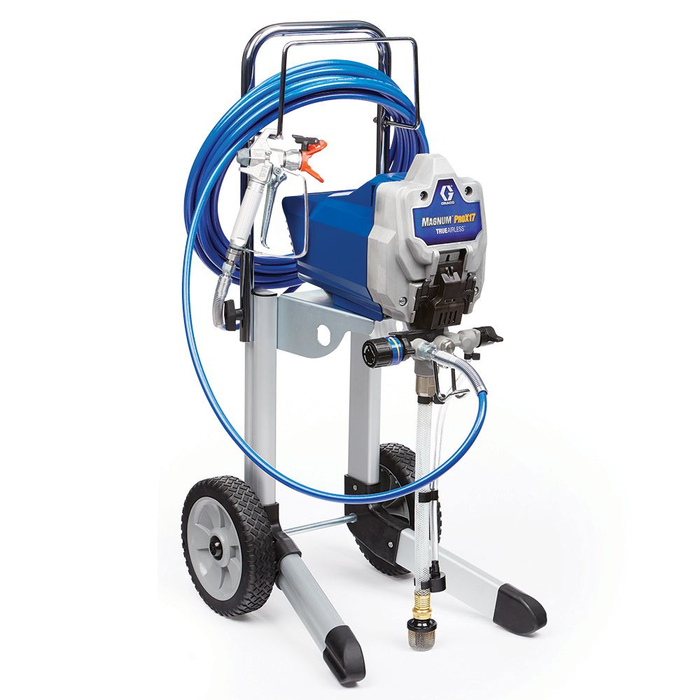 Graco Magnum ProX17 Cart Paint Sprayer