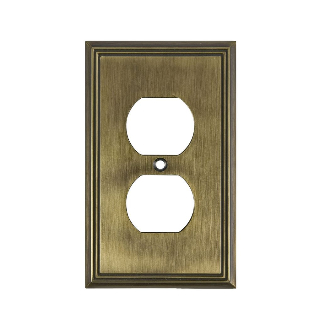Leviton Renu 3 Gang Screwless Snap On Wall Plate For 3