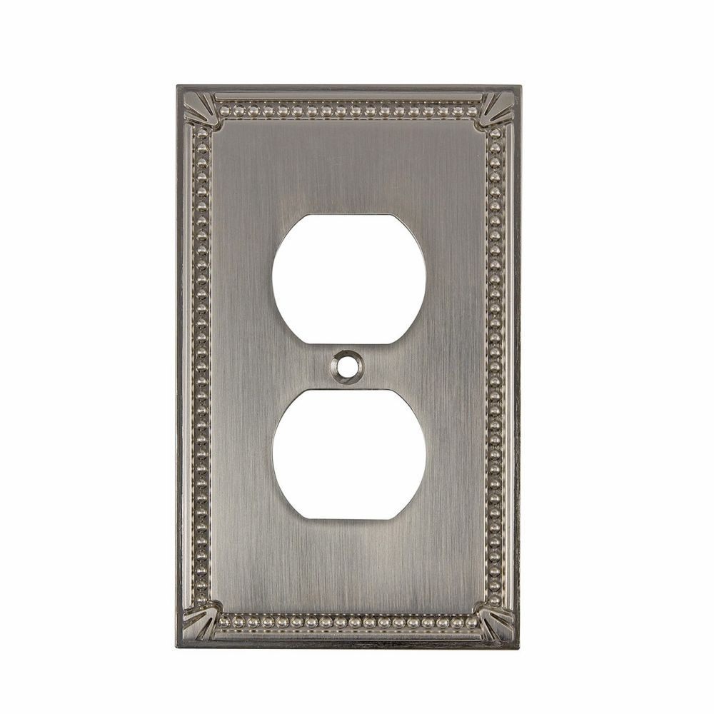 Richelieu Switch plate Double Receptacle - Traditional Style