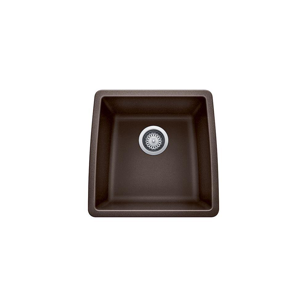 Blanco Silgranit Natural Granite Composite Corner Sink